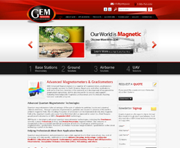 Gem Systems Advanced Magnetometers
