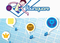 Using Foursquare to Promote Local Business