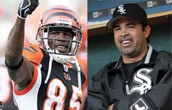 Ozzie Guillen & Ochocinco Show Power of Social Media