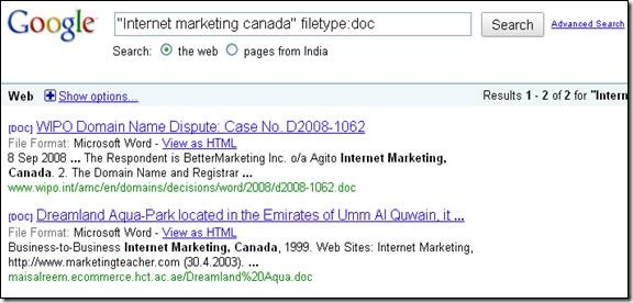 Using Advanced Google Search Queries - TechWyse 'Rise to the
