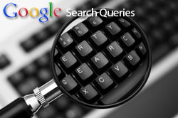 Using Advanced Google Search Queries