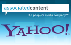 Yahoo! To Buy Associated Content