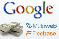 Google Acquires Open Database Company Metaweb