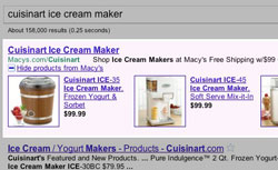 Sell Your Products With Google's Product Listing Ads