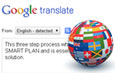 Improvements to Google Translate