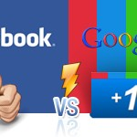 Google +1 vs. Facebook Like – A Detailed Overview