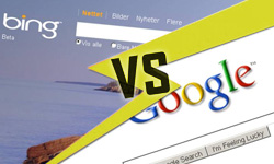 Google vs. Bing: Battle of the Search Engines