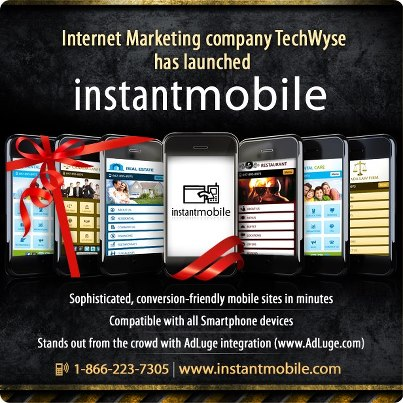 Instant Mobile - Mobile Website Builder