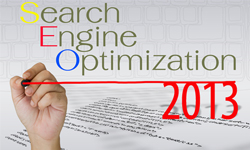 Search Engine Optimization in 2013