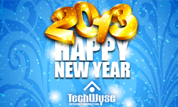 Happy New Year From Everyone at TechWyse
