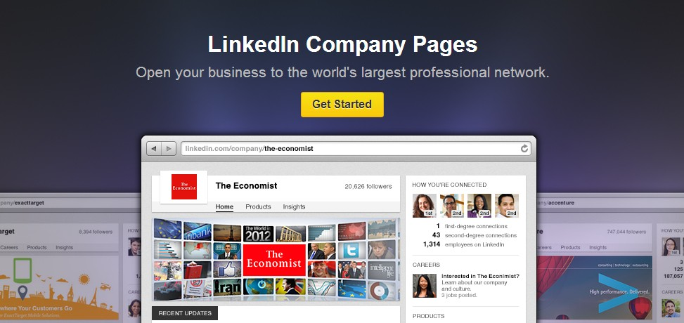 attracting more followers in linkedin