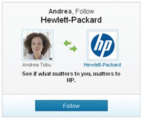 LinkedIn Follow Ads
