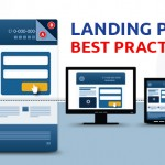 Landing Page Best Practices: How to Design the Perfect Landing Page [INFOGR...