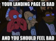 Conversion Rate Optimization - Zoidberg