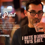 Interview with Neil Patel @neilpatel