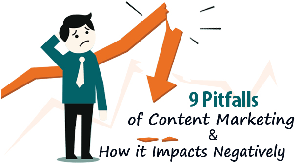 9 Pitfalls of Content Marketing