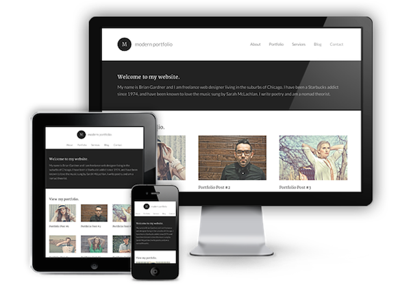 responsive-wordpress-template