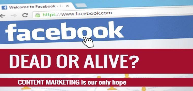 Content Marketing- Save Doomed Facebook