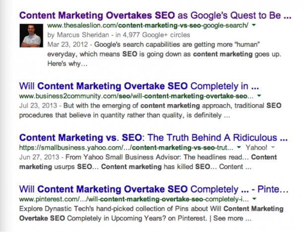 google-serp-content-marketing