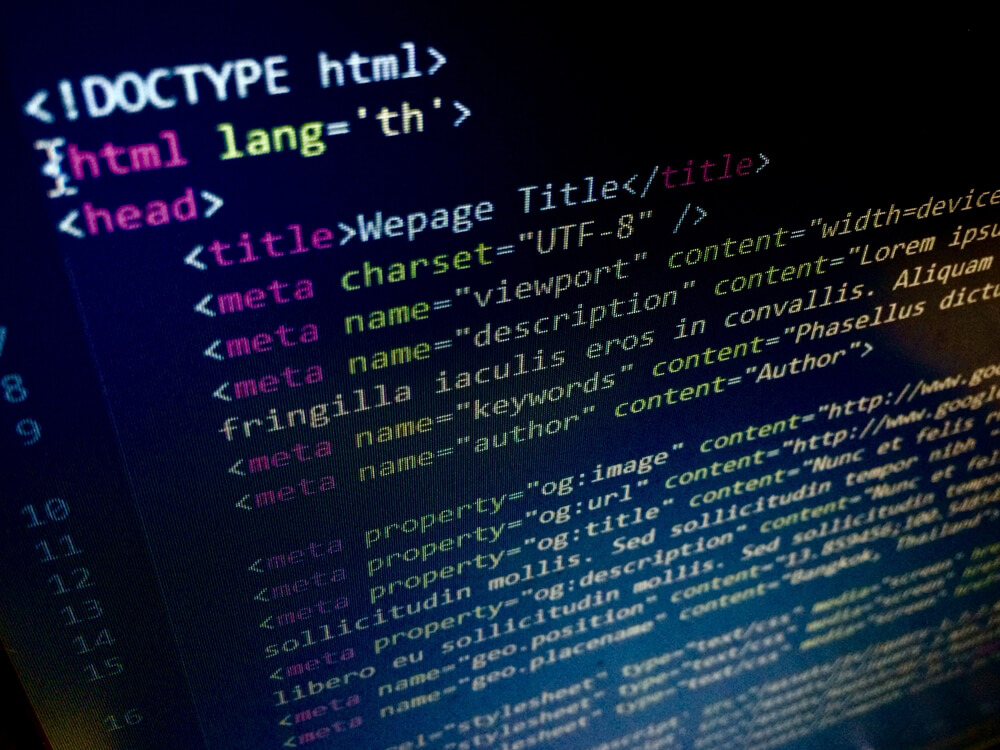 HTML Tags That Increase Website's Functionality