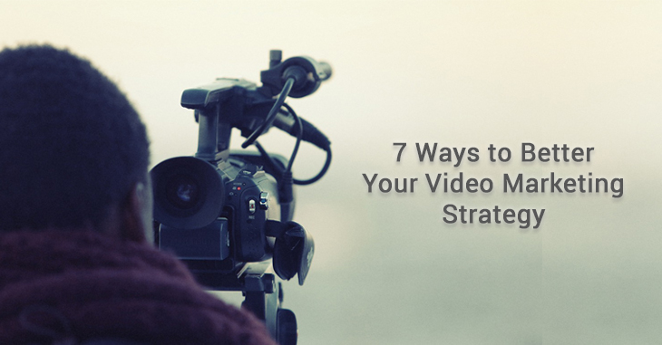better your video marketing strategy