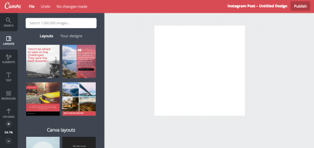 Canva Is A Great Tool For Making Original Designs