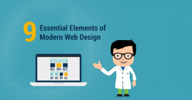 9 Essential Elements Of Modern Web Design