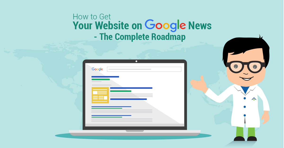 How To Get Your Website On Google News