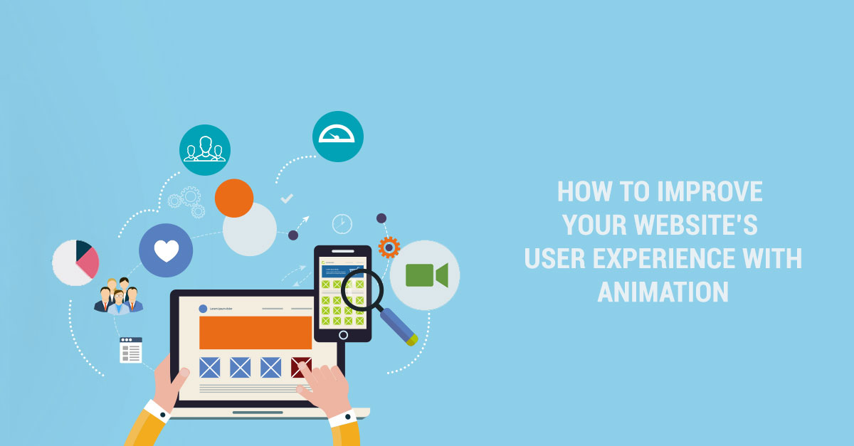 Improve Your Website's User Experience With Animation
