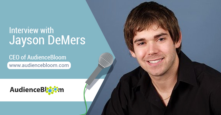 Interview With Jayson DeMers