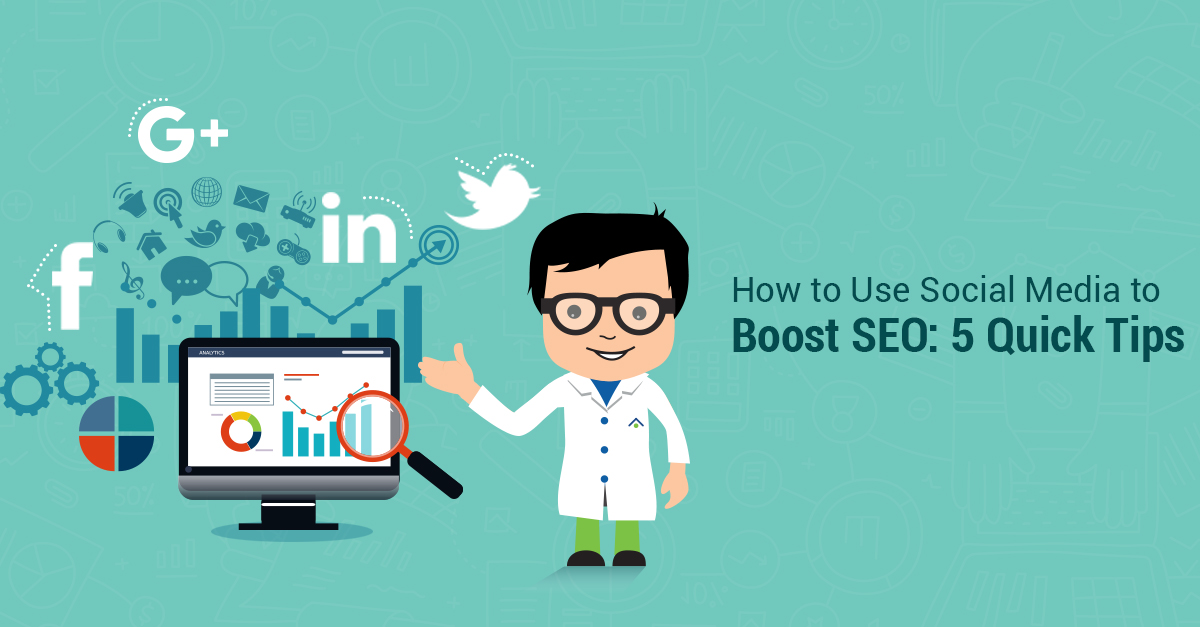 Social Media To Boost SEO