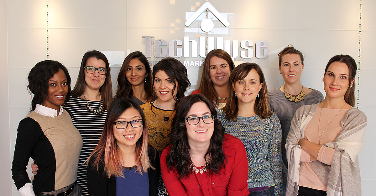 Happy International Women's Day From The Women Of TechWyse!