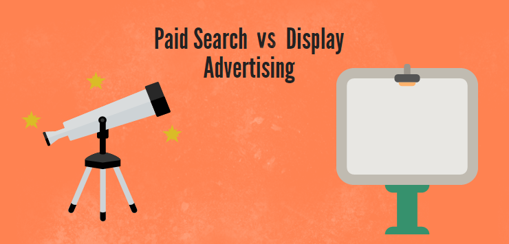Display Vs. Search Advertising