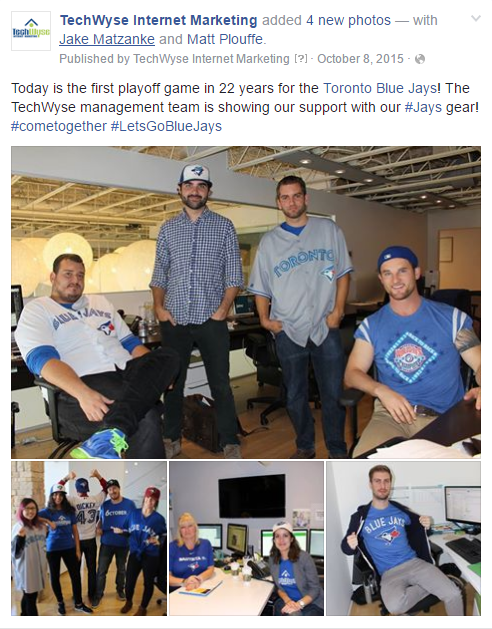 Blue Jays And The Amazing Team Behind The Brand