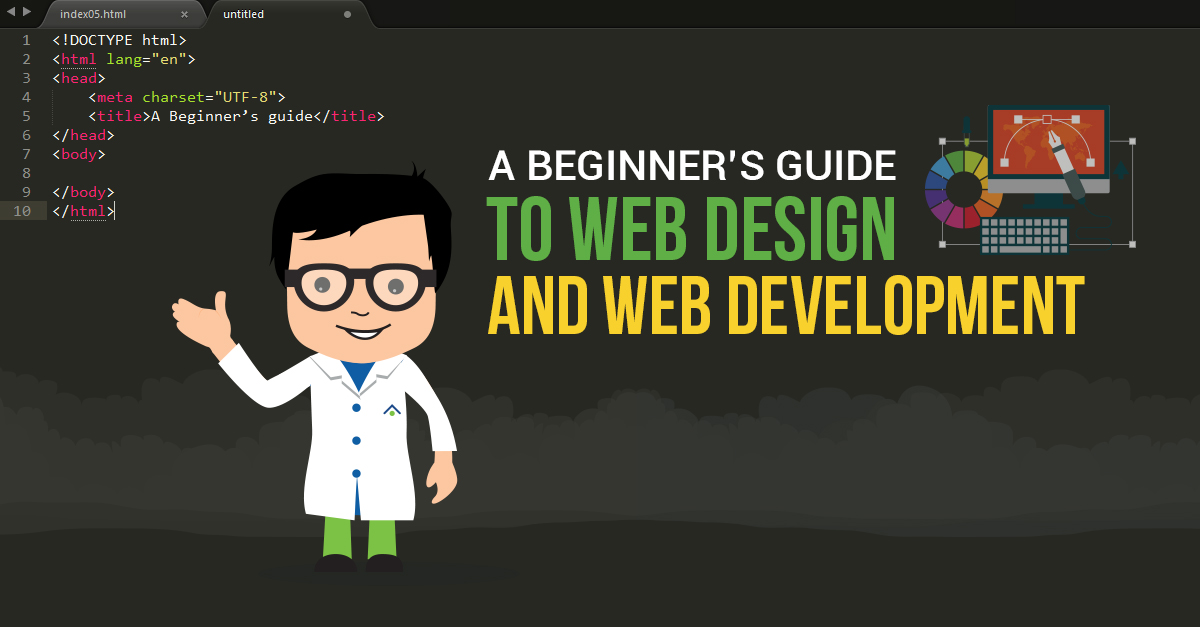 A Beginner's Guide To Web Design And Web Development
