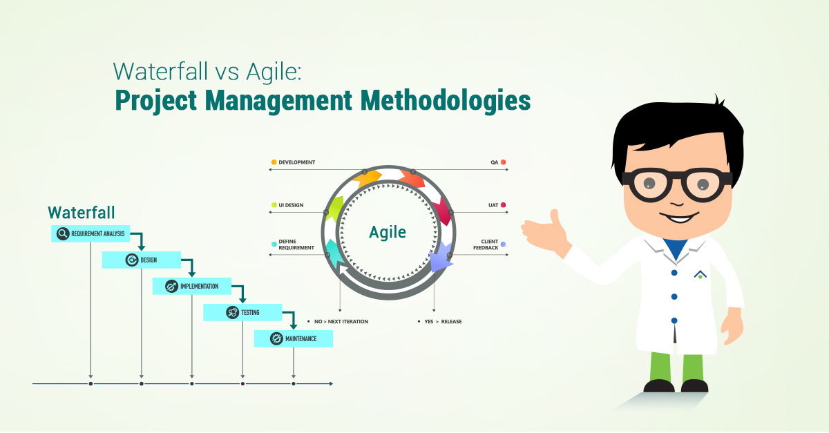 Waterfall Vs Agile: Project Management Methodologies