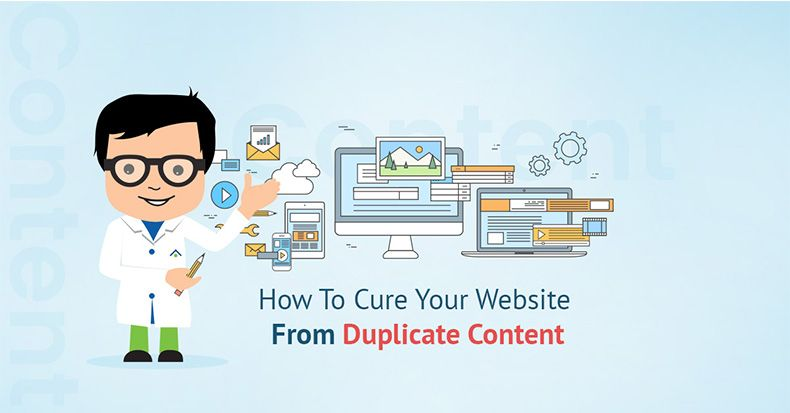 How To Cure Your Website From Duplicate Content