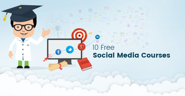 10 Free Social Media Courses To Grow Your Business