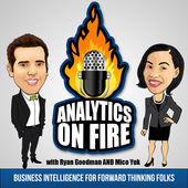 Analytics on Fire podcast