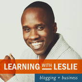 Learning with Leslie podcast