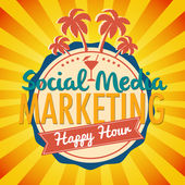 Social Media Marketing Happy Hour