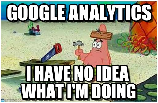 Practical Experience in Google Analytics
