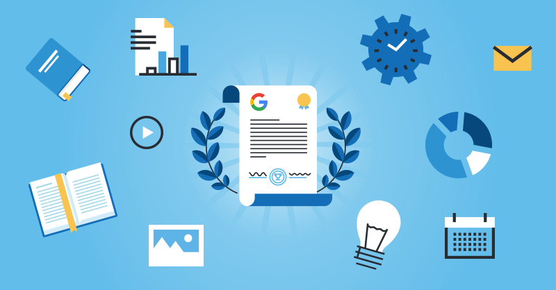how to become a Google Certified Digital Sales Representative