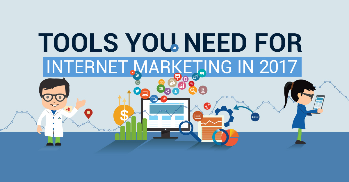 Internet Marketing Tools 2017