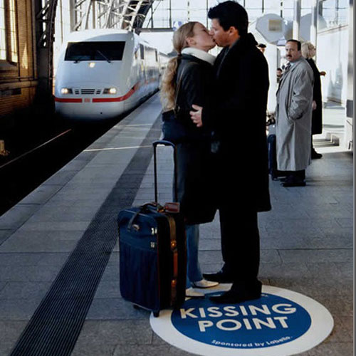 Kissing point-Railway station