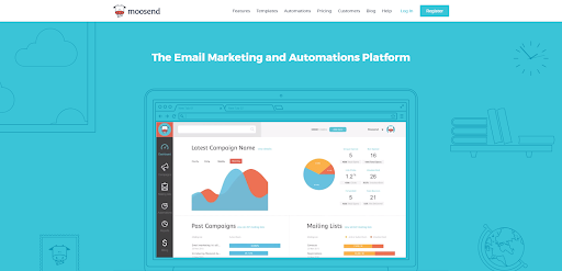 Moosend-email-marketing-tool