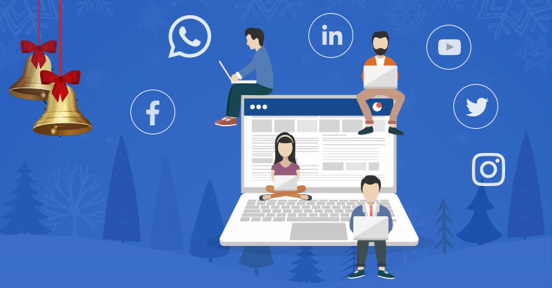 How to: Easily Maintain Social Media For Your Business During the Holiday Season