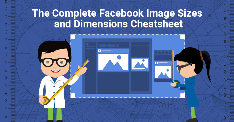 Facebook Image and Ad sizes