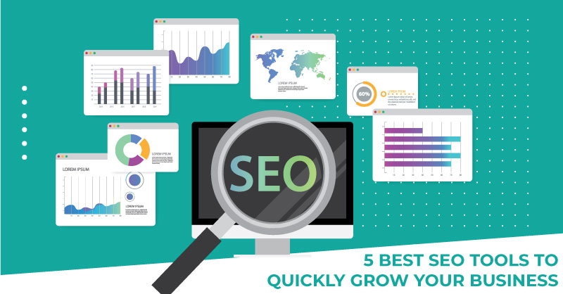 5 Best SEO Tools to Quickly Grow your Business