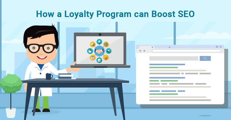 How a loyalty program can boost seo